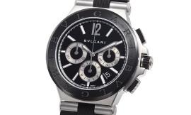 ブルガリコピー時計 ディアゴノ セラミック 自動巻きムーブメント DG42BSCVDCH