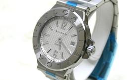 ブルガリコピー時計 ディアゴノ 自動巻きムーブメント DG40C6SSD