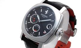 パネライ時計コピー フェラーリ Cal.P.2002自動巻き搭載 28800振動/時 グラントゥーリズモ 8デイズ FER00012