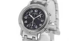 エルメススーパーコピー時計 クリッパー クロノ クォーツムーブメント搭載 CL1.310.330/3840
