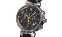 ルイ・ヴィトン時計コピー タンブールクロノ 自動巻きムーブメント搭載 デイト表示 Q1121