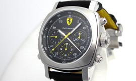 パネライ時計コピー フェラーリ ETA7750自動巻き搭載 28800振動/時 スクデリア ラトラパンテ FER00010