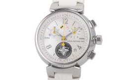 ルイ・ヴィトン時計コピー タンブールクロノ ラブリーカップ クォーツムーブメント搭載 デイト表示 Q132C2