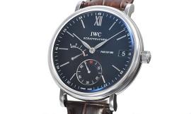 IWC ポートフィノ ハンドワインド 8デイズ 59210手巻きムーブメント 28800振動/時 IW510102