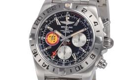 ブライトリングコピー時計 クロノマット44 GMT パトルーユスイス 自動巻きクロノメーター搭載 A042BPSPS