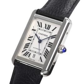 カルティエコピー時計 タンクソロ XL 自動巻きムーブメント WSTA0029