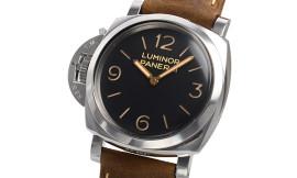 パネライスーパーコピー ルミノール1950 Cal.P.3000手巻き搭載 レフトハンド 3デイズ アッチャイオ PAM00557
