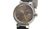 ルイ・ヴィトン時計コピー タンブールGMT 自動巻きムーブメント搭載 Q11320