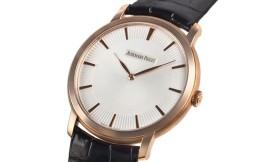 オーデマ・ピゲコピー時計 ジュールオーデマ エクストラシン 41mmCal.2120自動巻き搭載 19800振動/時 15180OR.OO.A102CR.01