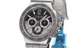 ブルガリコピー時計 ディアゴノ カリブロ303 自動巻きムーブメント DG42BSSDCH