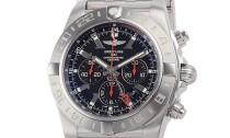 ブライトリングコピー時計 クロノマット GMT 自動巻きクロノメーター搭載 S041B48PS