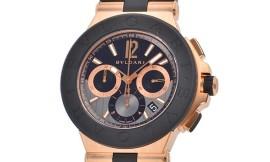 ブルガリコピー時計 ディアゴノ クロノ 自動巻きムーブメント DGP42BGVDCH