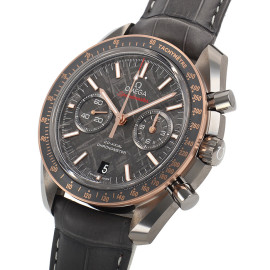 オメガ時計コピー スピードマスター ムーンウォッチ グレーサイドオブザムーン Cal.9300自動巻きムーブメント搭載 28800振動/時 311.63.44.51.99.001