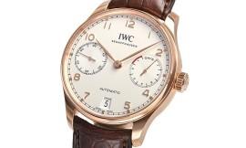 IWC ポルトギーゼ オートマチック Cal.52010自動巻きムーブメント 28800振動/時 IW500701