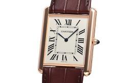 カルティエコピー時計 タンク ルイカルティエコピー時計 XL エクストラフラット 手巻き W1560017