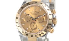 ロレックス時計コピー デイトナ Cal.4130自動巻きムーブメント搭載 28800振動/時 116523
