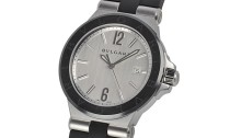ブルガリコピー時計 ディアゴノ セラミック デイト表示 自動巻きムーブメント DG42C6SCVD