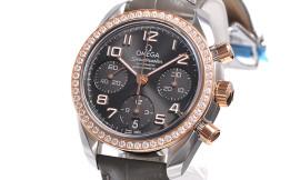 オメガ時計コピー スピードマスター オートマチック Cal.3304自動巻きムーブメント搭載 28800振動/時 324.28.38.40.06.001