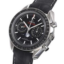 オメガ時計コピー スピードマスター ムーンフェイズ コーアクシャル マスタークロノメーター Cal.9904自動巻きムーブメント搭載 28800振動/時 304.33.44.52.01.001
