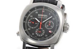 パネライ時計コピー フェラーリ ETA7750自動巻き搭載 28800振動/時 グランツーリズモ モノプルサンテ FER00020