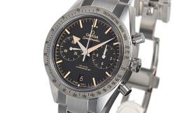 オメガ時計コピー スピードマスター57 クロノグラフ Cal.9300自動巻きムーブメント搭載 28800振動/時 331.10.42.51.01.002