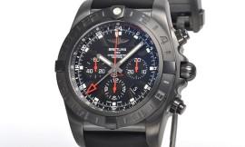ブライトリングコピー時計 クロノマットGMT ブラックスチール 自動巻きクロノメーター搭載 M041B78VRB