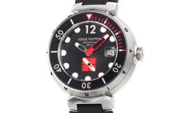 ルイ・ヴィトン時計コピー タンブールダイバー 自動巻きムーブメント搭載 デイト表示 Q103A