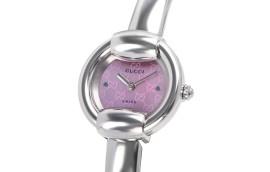 グッチ時計コピー 1400 ピンク文字盤 クォーツムーブメント搭載 YA014513
