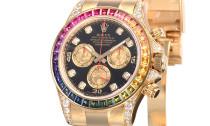 ロレックス時計コピー デイトナ レインボー Cal.4130自動巻きムーブメント搭載 28800振動/時 116598RBOW