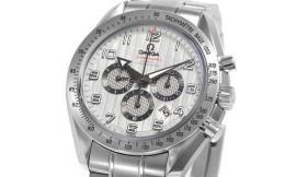 オメガ時計コピー スピードマスター ブロードアロー Cal.3313自動巻きムーブメント搭載 28800振動/時 321.10.44.50.02.001