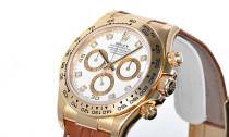 ロレックス時計コピー デイトナCal.4130自動巻きムーブメント搭載 28800振動/時 116518G