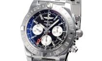 ブライトリングコピー時計 クロノマット44 GMT 自動巻きクロノメーター搭載 A042B56PA