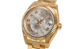 ロレックス時計コピー スカイドゥエラーCal.9001自動巻きムーブメント搭載 326938