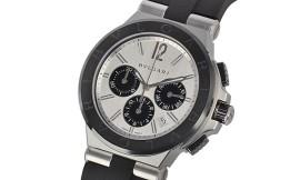 ブルガリコピー時計 ディアゴノ セラミック クロノグラフ 自動巻きムーブメント DG42C6SCVDCH