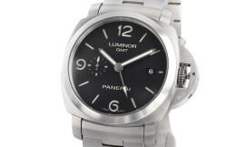 パネライスーパーコピー ルミノール1950 Cal.P.9001自動巻き搭載 3デイズ GMT パワーリザーブ PAM00329