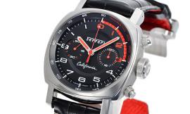 パネライ時計コピー カルフォルニア フライバッククロノ ETA7750自動巻き搭載 28800振動/時 FER00030