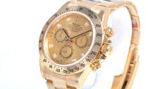 ロレックス時計コピー デイトナ Cal.4130自動巻きムーブメント搭載 28800振動/時 116528G