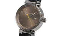 ルイ・ヴィトン時計コピー タンブール クォーツムーブメント搭載 デイト表示 Q1112