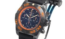 ブライトリングコピー時計 クロノマット44 レイブン ETA7750自動巻きムーブメント搭載 M011B07VPB