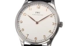 IWC ポルトギーゼ ピュアークラシック 62060手巻きムーブメント 21600振動/時 IW570303