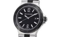 ブルガリコピー時計 ディアゴノ セラミック 自動巻きムーブメント DG42BSCVD