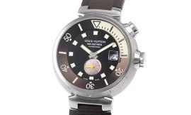 ルイ・ヴィトン時計コピー タンブールダイバー 自動巻きムーブメント搭載 インナー回転ベゼル Q1031