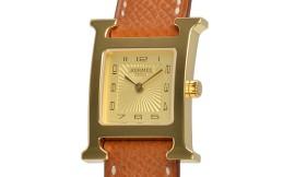 エルメス時計コピー Hウォッチ クォーツムーブメント搭載 HH1.201.462/UGO