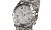 ロレックス時計コピー デイトナ Cal.4130自動巻きムーブメント搭載 28800振動/時 116509ZER