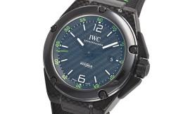 IWCコピー インヂュニア オートマティック カーボンパフォーマンス セラミック Cal.80110自動巻きムーブメント 28800振動/時 IW322404