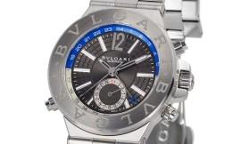 ブルガリコピー時計 ディアゴノ GMT 自動巻きムーブメント DG40C14SSDGMT