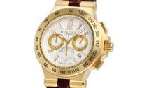 ブルガリコピー時計 ディアゴノ プロフェッショナル テラ 自動巻きムーブメント DP42C6GLDCH