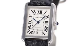 カルティエコピー時計 タンクソロ XL 自動巻きムーブメント W5200027