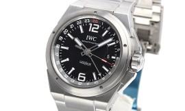IWCコピー インヂュニア デュアルタイム Cal.35720自動巻きムーブメント 28800振動/時 IW324402