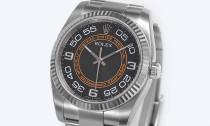 ロレックスコピー オイスターパーペチュアル Cal.3130自動巻きムーブメント搭載 28800振動/時 116034